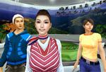 虚拟现实vrp案例-MMO多人在线-某油田网上展厅[DEMO]